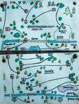 Sierra Pines DGC Map