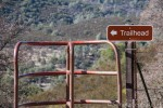 Natural Bridges Trailhead