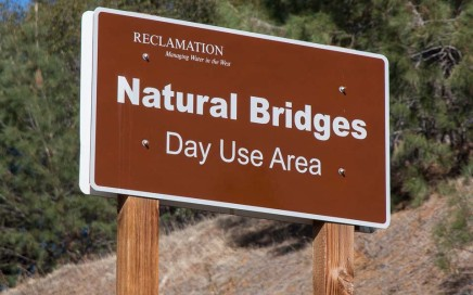 Natural Bridges in Calaveras County
