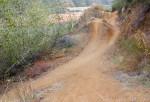 Part of Parrotts Ferry Downhill