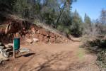 North Creekside / Ridge Trail Junction