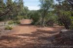 Ridge / Vista Trail Junction