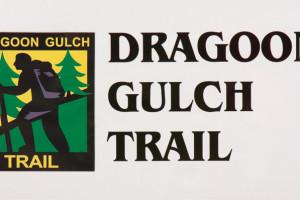 Dragoon Gulch Trail Sign