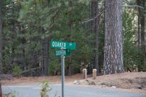 Park Near Quaker Ln