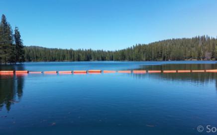 Lyons Reservoir From the Dam