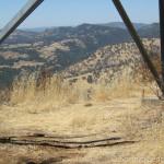 Top of Peoria Mountain