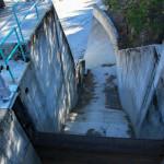 Beardsley Dam Spillway