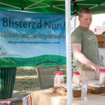Blistered Nuts Booth