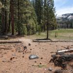Start of Bell Meadow to Mud Lake Hike