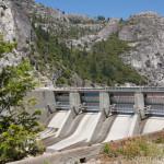 Donnells Dam Spillway
