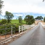 Mt Brow Winery Driveway