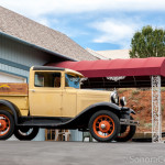 Mt Brow Winery Model A Pickup