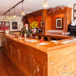 Gianelli Vineyards Tasting Bar