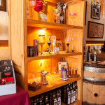 Wine Glasses and Souvenirs