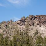 Craggy Rocks Close-up