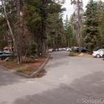 Crabtree Camp Trailhead Parking Lot