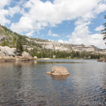 Bear Lake From Southwest Shore