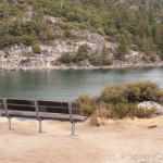 Rest Area on Pinecrest Lake Trail