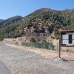 Camp Nine Information Sign