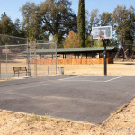 Willow Springs Park Basketball Court