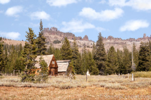 Cabins in Cooper Meadow