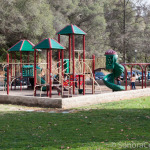 Play Structure at Woods Creek Rotary Park