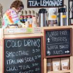 Coffee, Tea, Lemonade