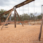 Swings at Heaven for Kids Playground