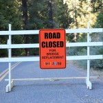 Road Closed For Fraser Flat Bridge Replacement