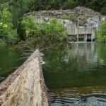 Power House on Middle Fork Stanislaus River