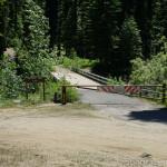 Trailhead For Pinecrest Peak Trail