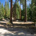 Parking for Wheat's Meadow hike