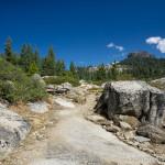 Wheat's Meadow trail