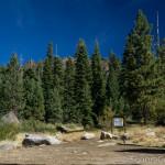County Line Trailhead to Sword Lake