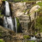 Waterfall Along Westside Rails Tour