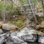Hall's Crossing over South Fork Stanislaus River