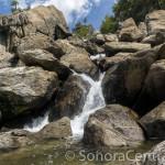 Cascade Waterfall Below Cleo's Bath